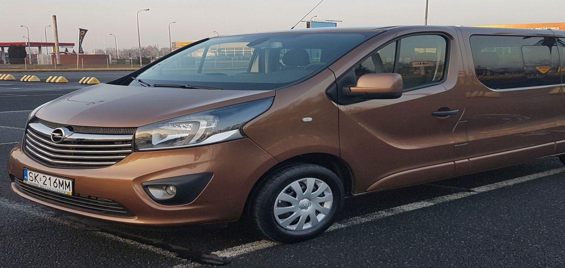 Opel VIVARO 01