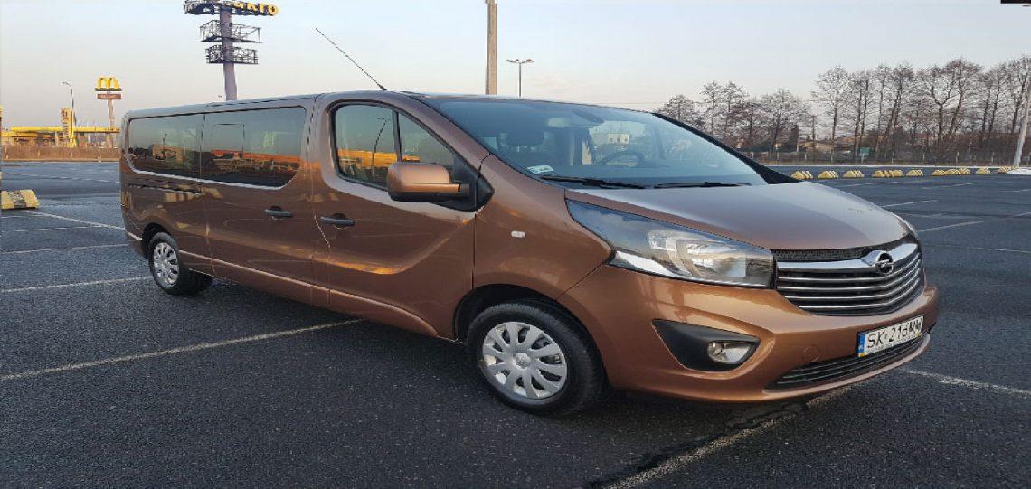 Opel VIVARO 02