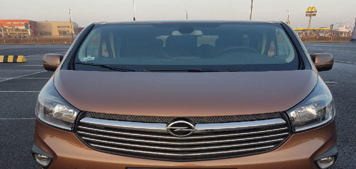 Opel VIVARO 07